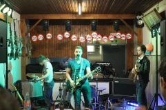 The Puks in Café Lion in Bocholt