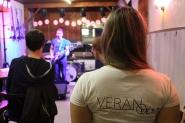 Verano Fest was ook aanwezig op het optreden van The Puks in café Lion in Bocholt | #VFBehindthescenes